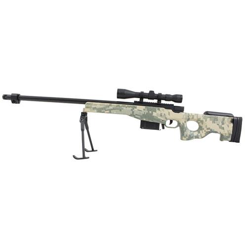 L115 Arctic Warfare Diecast 1:4 Scale Rifle Model