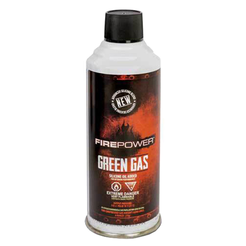 AMP Firepower Green Gas Propellent - 8 oz.