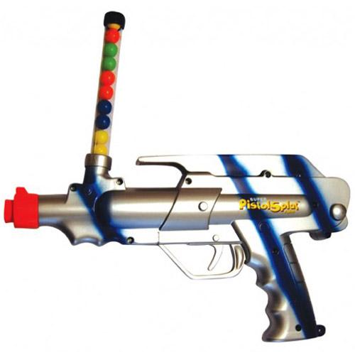 Pistol Splat .50 cal Paintball Gun - Silver