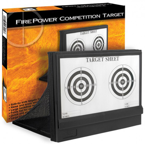 Firepower Double Trap Target Sheet