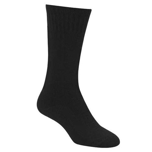 Black 11 Inch Endurance Sock