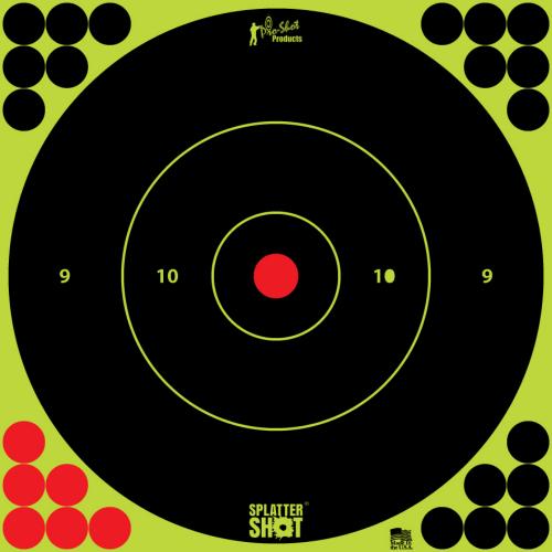 12 Inch Bullseye Target