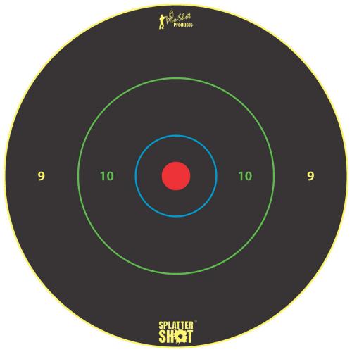 12 Inch Bullseye Rings