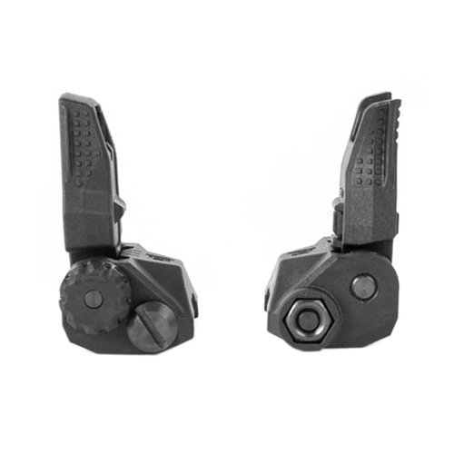 EPBUIS Flip-Up Front & Rear Iron Sights