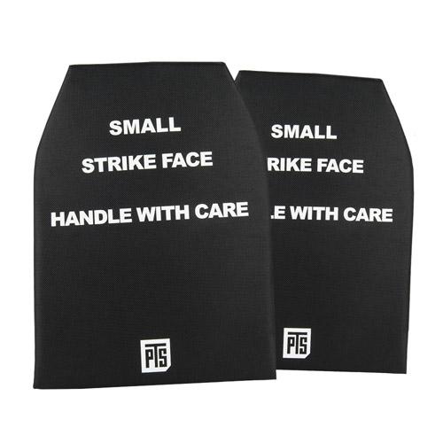 SAPI Flexible Dummy Plates - Front & Back