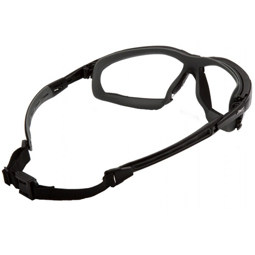 Isotope H2MAX Anti-Fog Lens with Black Frame
