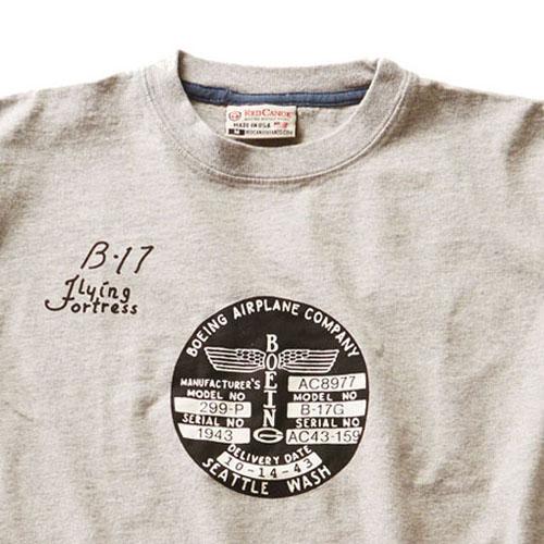 B17 100 Percent Cotton T-Shirt