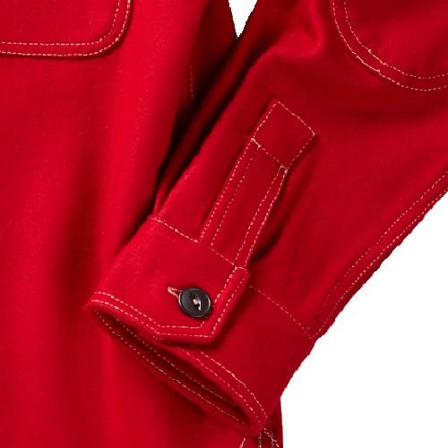 Wool Blend Woodsman Shirt