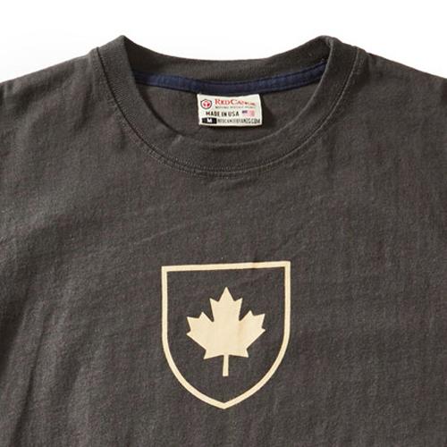 Men Canada Shield T-Shirt - Slate