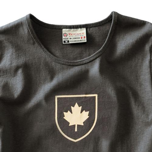 Canada Shield T-Shirt - Slate