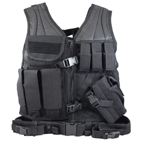 Crossdraw Holster Tactical Vest