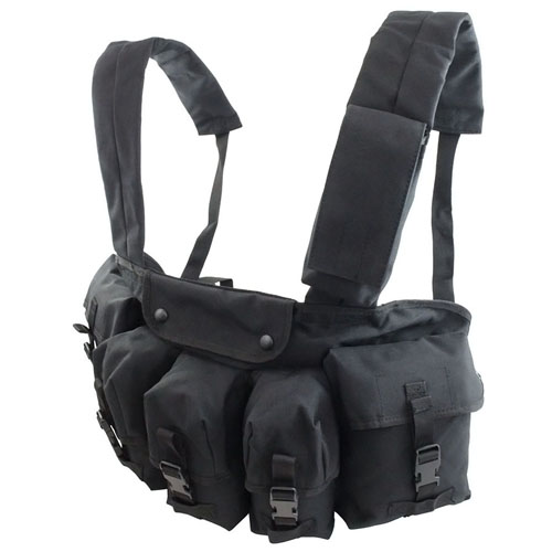 Utility Pouch Chest Rig