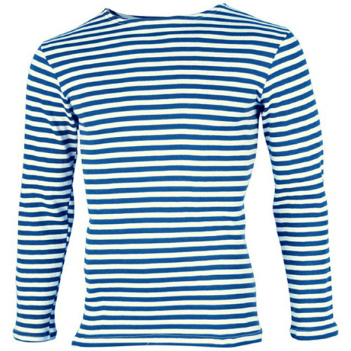 Russian Lightweight Striped Summer Sweater