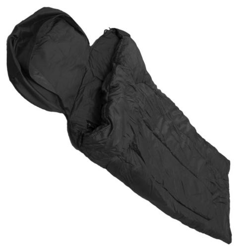 BLACK 'PILOT' SLEEPING BAG