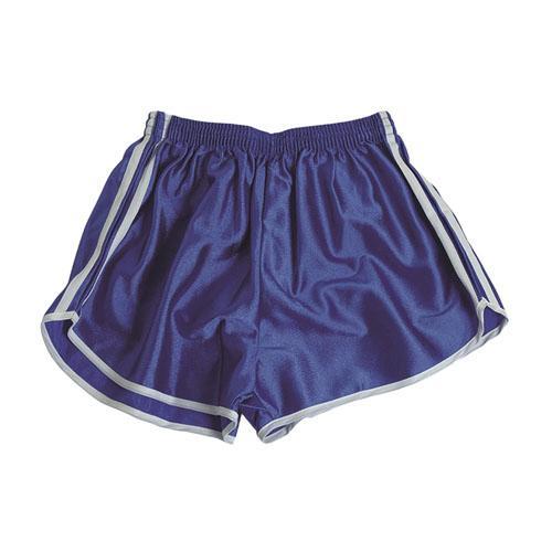 French White Nylon Sport Shorts Like New