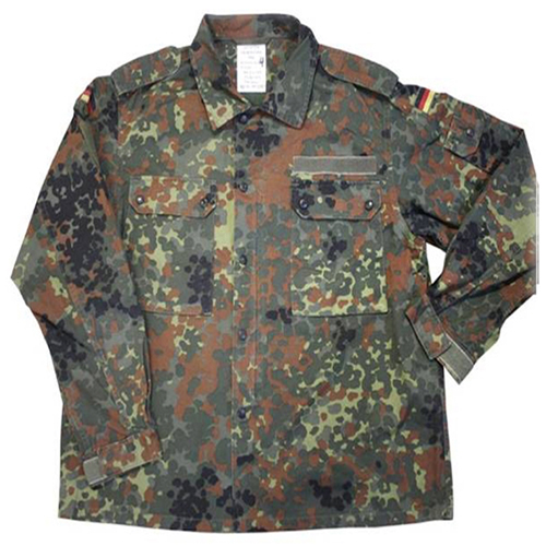 German Flectar Camo Used Field Shirt