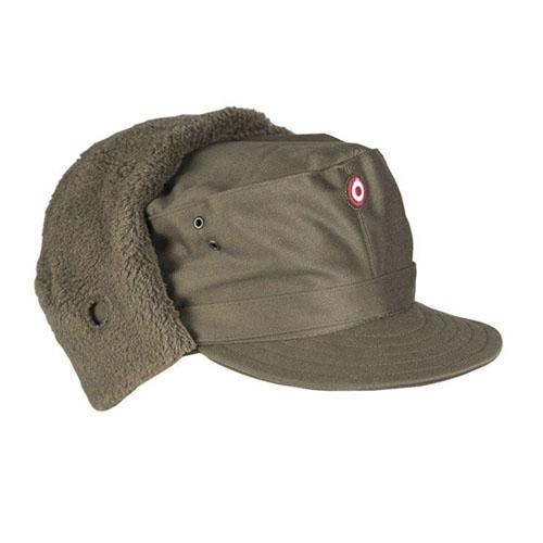 Tactical Austrian Od Winter Hat Like New