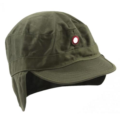 Austrian Army Surplus Fleece Lined Field Cap
