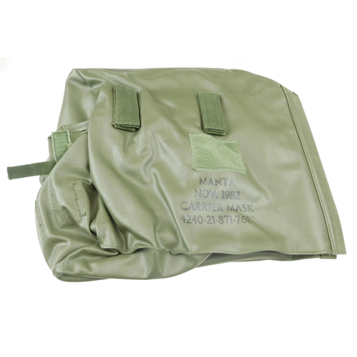 Canadian Military Surplus Gas Mask Carrier