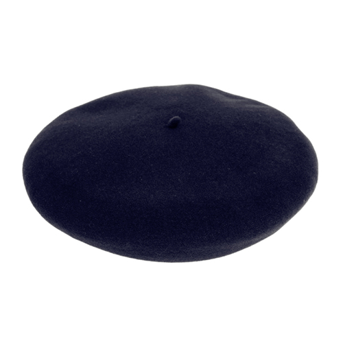 Canadian Army Surplus Fleur de Lis Basque Beret
