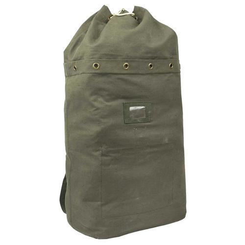 Surplus Czech Duffle Bag