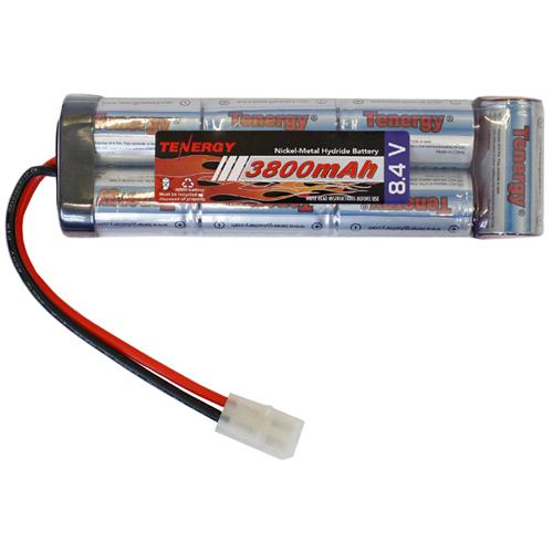 8.4v 3800mAh Large Flat Style Battery