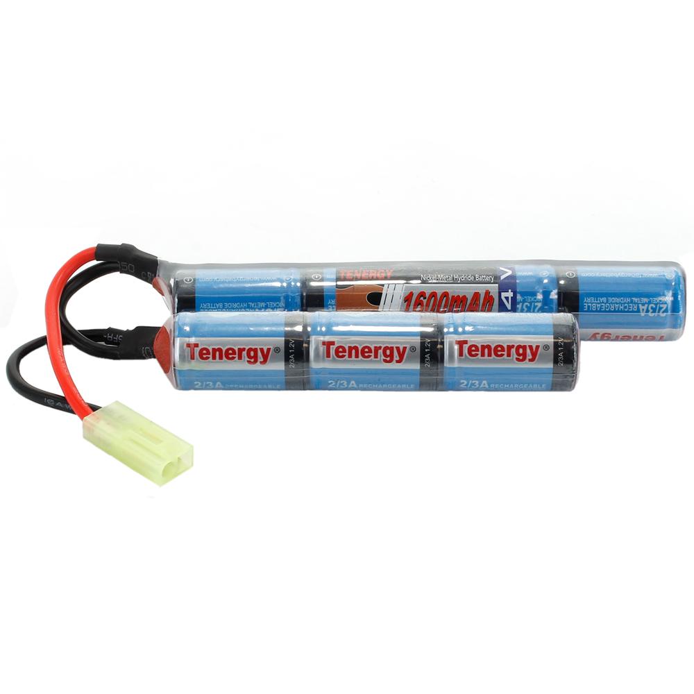 8.4V 1600mAh NiMH Butterfly Style Battery