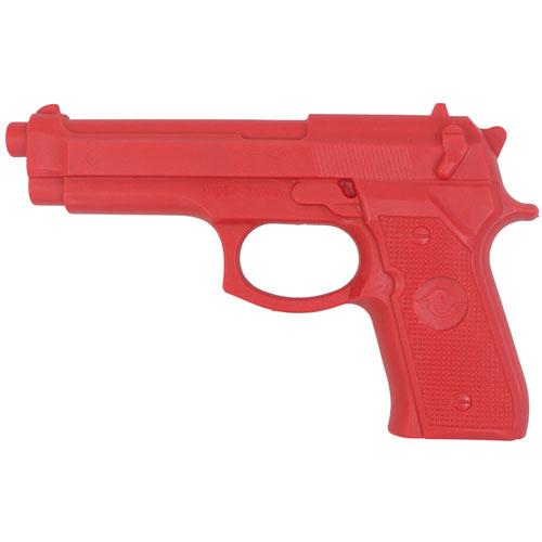 Rubber M9 Red Training gun