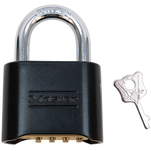 Master Lock 178D Set Your Own Combination Padlock