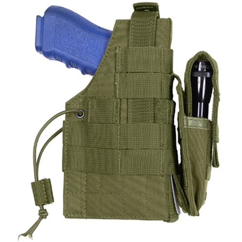 Ultra Force Olive Drab MOLLE Modular Ambidextrous Holster