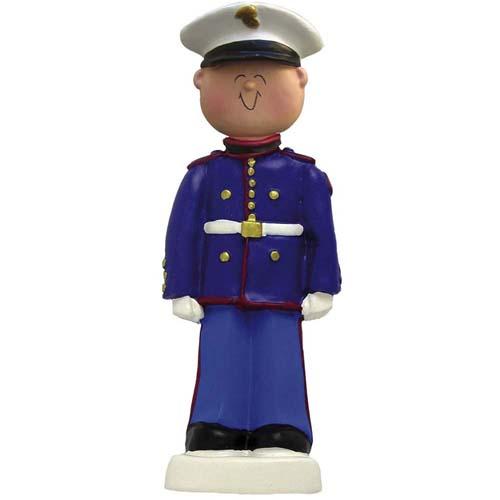Military-Law Marines Enforcement Ornaments