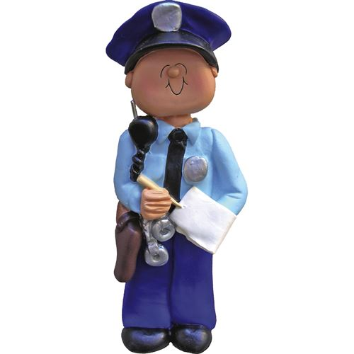 Military-Law Police Enforcement Ornaments