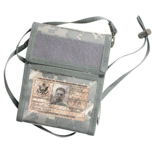 Deluxe ID Holder
