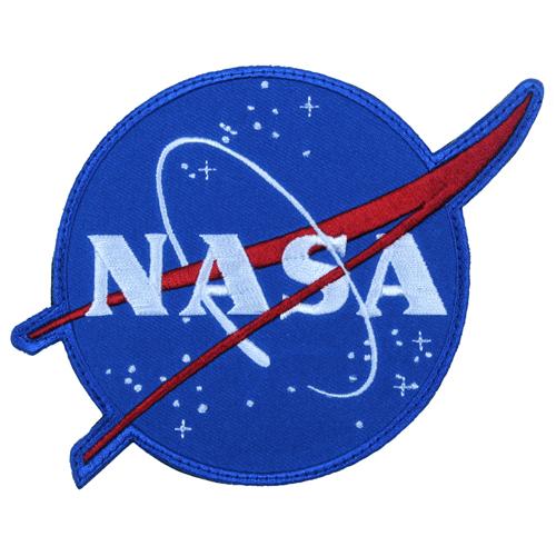 NASA Meatball Logo Morale Patch