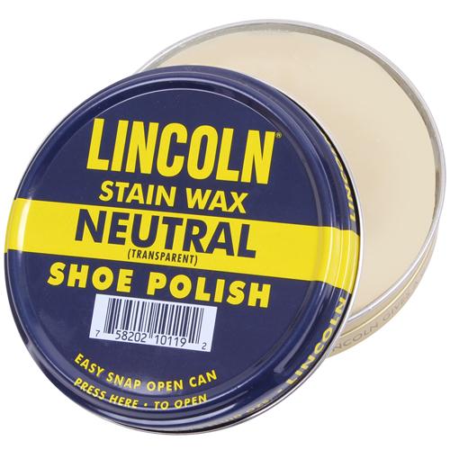 U.S.M.C. Stain Wax Shoe Polish