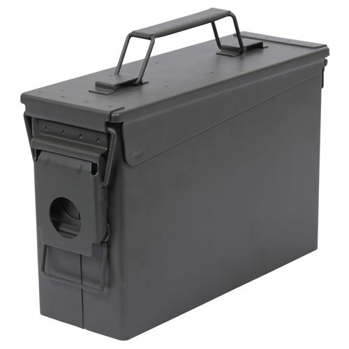 Mil Spec Ammo Cans .50 Caliber Tall