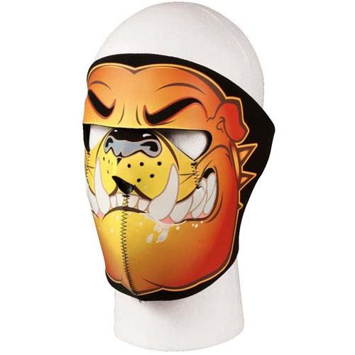 Neoprene Bulldog Full Facemask