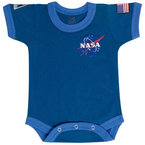 NASA Infant One Piece Bodysuit