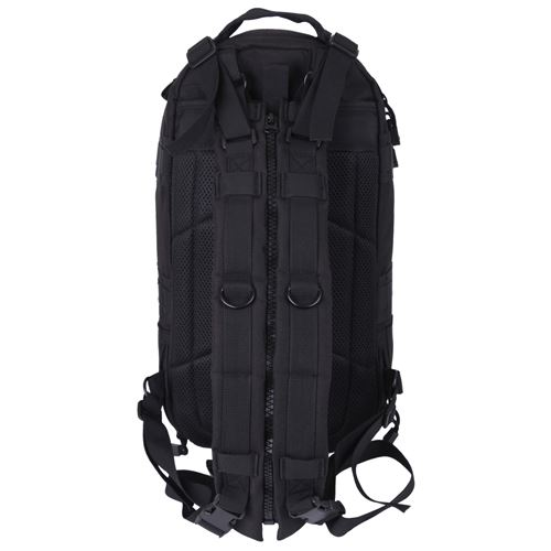 Convertible Medium Black Transport Pack