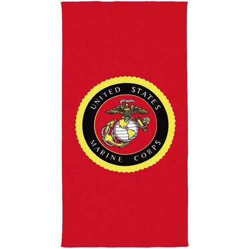Beach Towel - Military Insignia