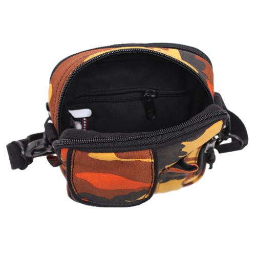 Camo Excursion Organizer Shoulder Bag