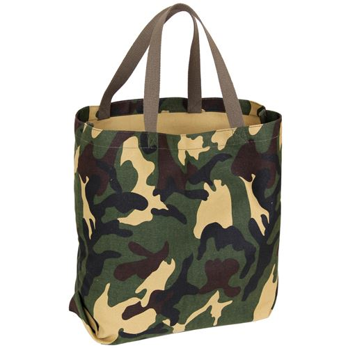 Ultra Force Canvas Tote Bag
