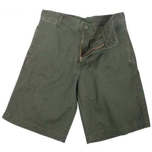 Vintage 5 Pocket Flat Front Shorts