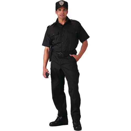 Mens Short Sleeve Tactical Shirt