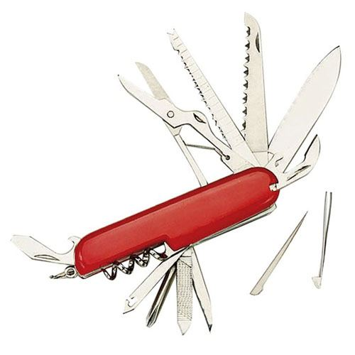 Swiss Army Type 11 Function Pocket Knife