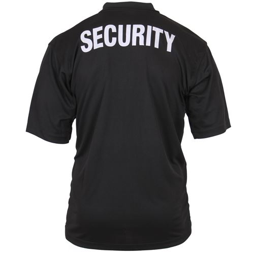Ultra Force Moisture Wicking Security Polo Shirt