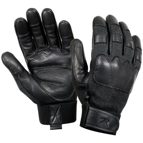 Fire And Cut Resistant Tactical Gloves