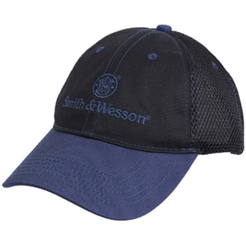 Mesh Back Logo Cap