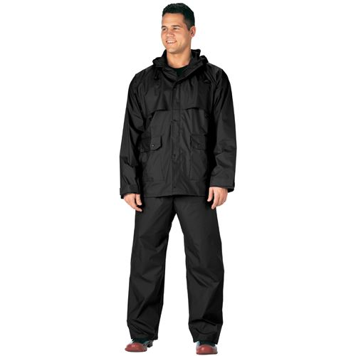 Microlite PVC 2 Piece Rainsuit