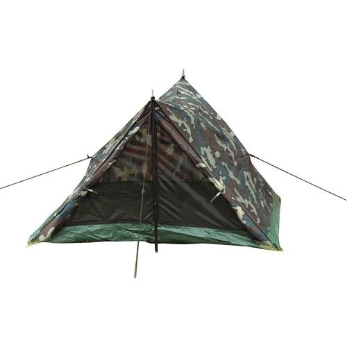 Camo Two Man Trail Woodland Camo Tent